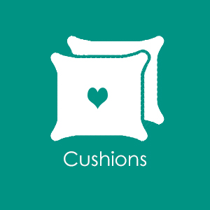 Cushions valentines