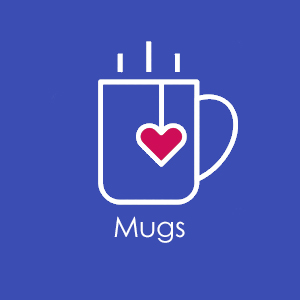 Mugs & Travel Mugs -GP